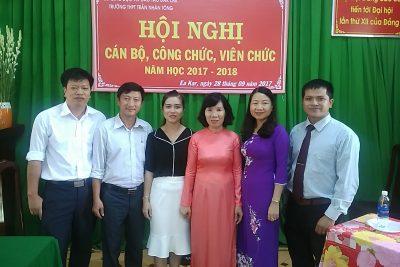 Hội nghị Cán bộ, Công chức, Viên chức thành công tốt đẹp