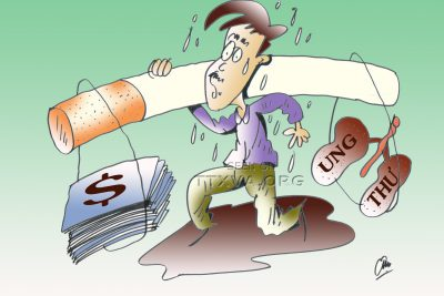 Thuốc lá gây tác hại khôn lường đến sức khỏe, kinh tế